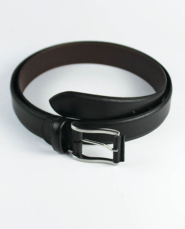 Iphigenie-Paris-ceinture-mixte-en-cuir-de-vachette-classique
